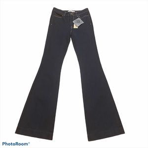 New J. Brand flare jeans
